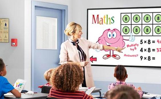 tablice interaktywne do szkół