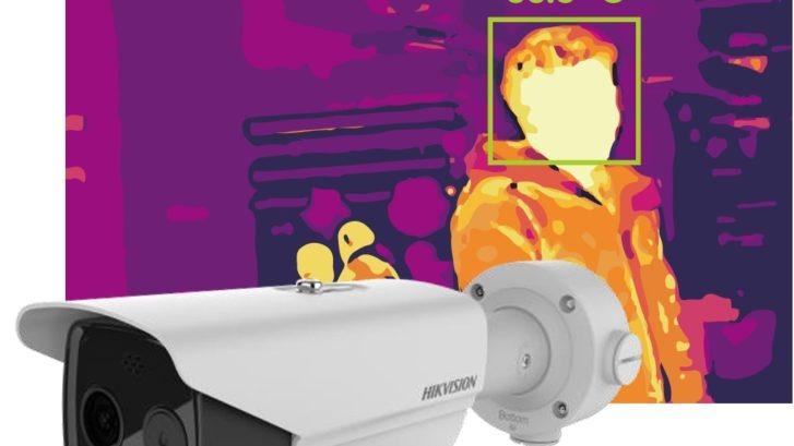 kamery termowizyjne covid-19