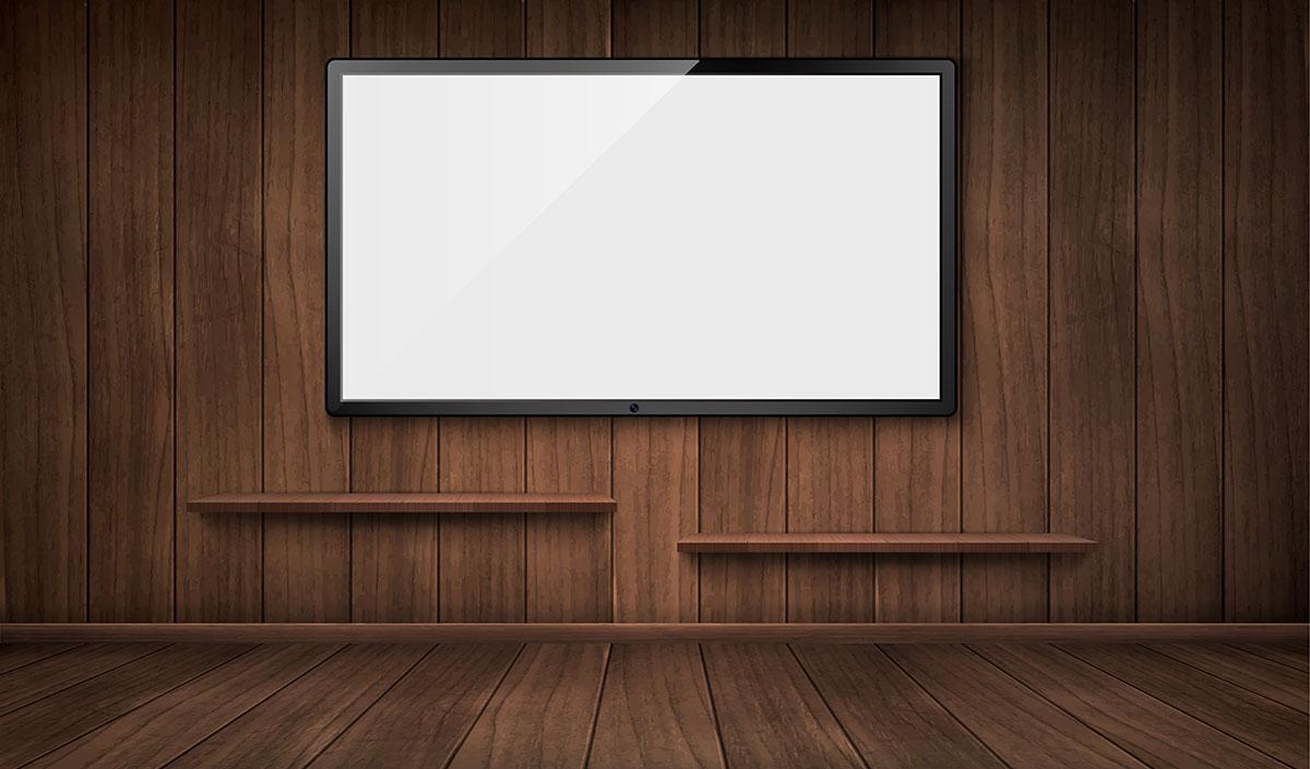 ekran reklamowy